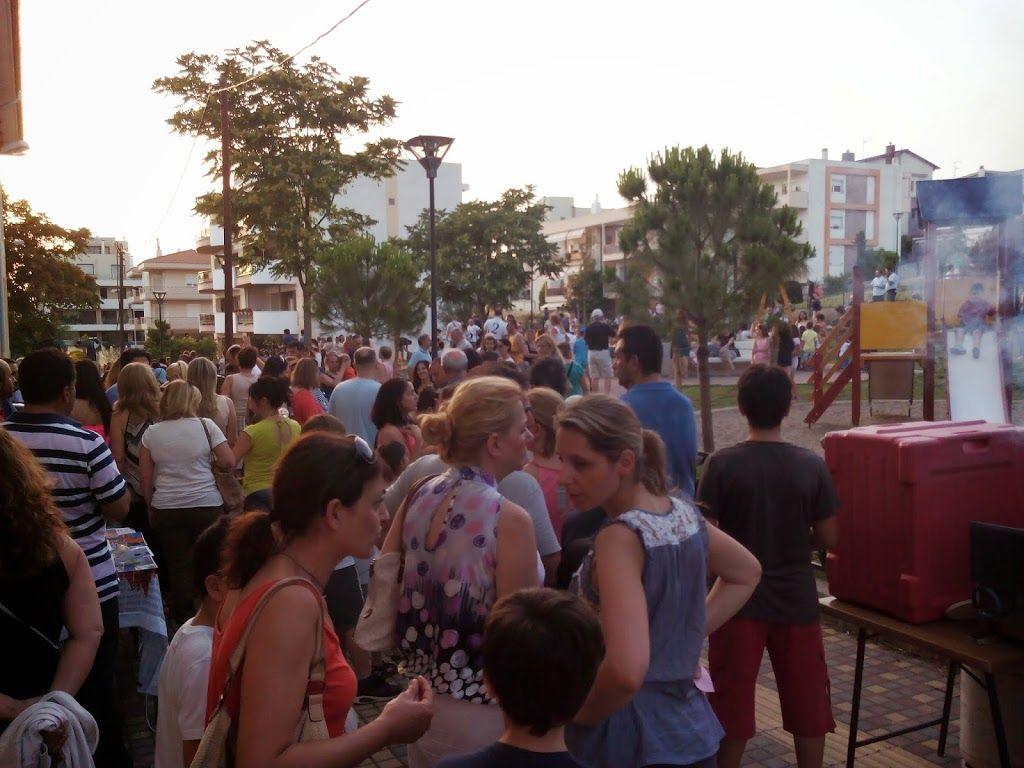 """1ο """"Αντάμωμα γειτονιάς"""" στα Κωνσταντινουπολίτικα, η επόμενη μέρα"""