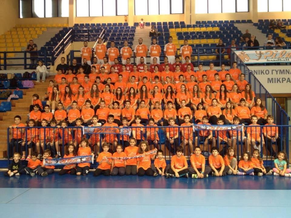 Α2 Εθνική Handball: Έχασε η ΑΕΣΧ Πυλαίας – 3η στη βαθμολογία