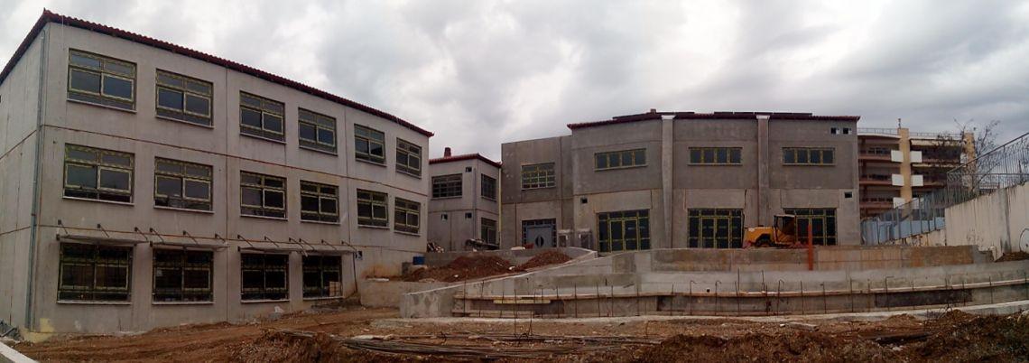 Ανοιχτή συνεδρίαση της Ένωσης Γονέων Πυλαίας για τη σχολική στέγη