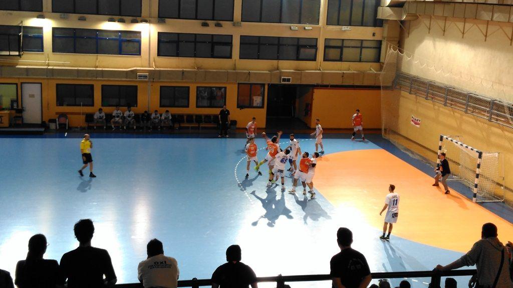 Στην Α Εθνική κατηγορία χάντμπολ (premier handball) η ΑΕΣΧ Πυλαίας!