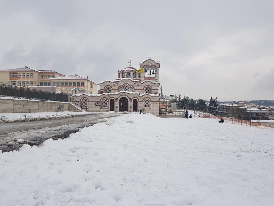 Ευαγγελία Μπεναβέλη, Αγία Γλυκερία